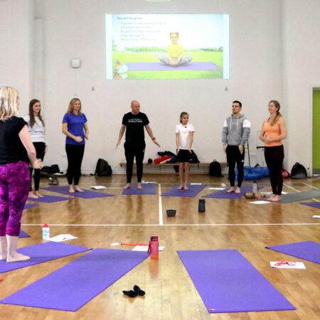 Yoga Leader Teacher Training
